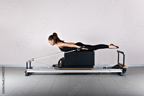 Poster Fitness Gymnastics pilates