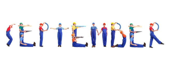 September staff