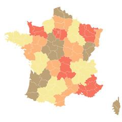 Régions françaises