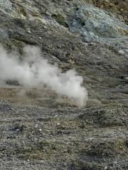 Geyser - Solfatara