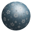 Sphere Snowflakes on Arabesque w/Paths