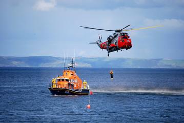 Air sea rescue - Gorran Haven