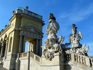 Gloriette in Wien