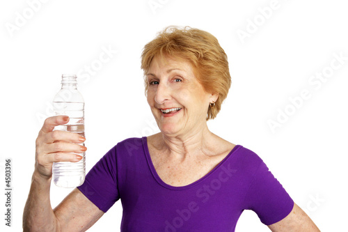 Senior Fitness - Thirsty