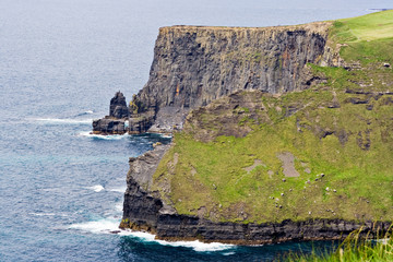 Shoreline and Cliffs