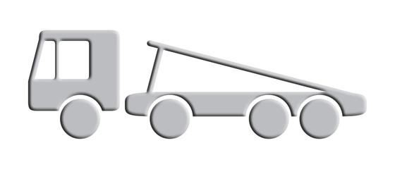 Lastwagen Pritsche