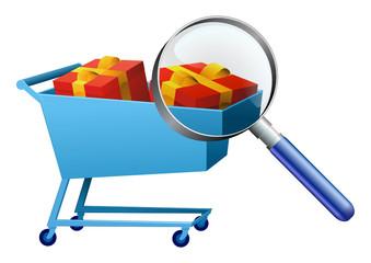 Analyse des achats de cadeaux