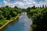 Canal  Czerniakowski in Warsaw - 4510796