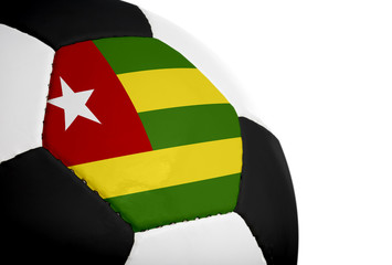 Togolese Flag - Football