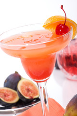 Campari cocktail