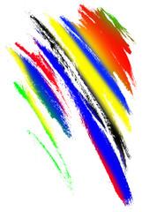 macchia arcobaleno 1