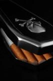 Cigarettes kill poster