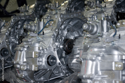 New car gearboxes