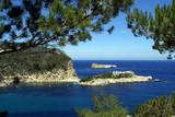 Fototapety IBIZA - Islas Baleares