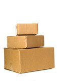 Corrugated Shipping Box poster