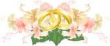 Wedding motif poster