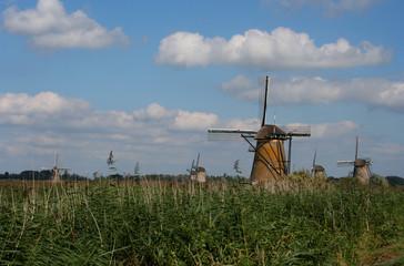 champ de moulins