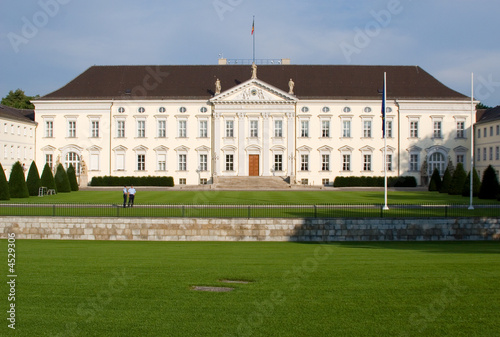 Schloss Bellevue Totale