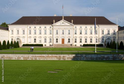 Schloss Bellevue Totale