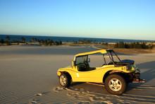"Постер, картина, фотообои ""sand dune of cumbuco"""