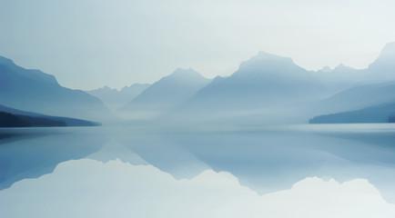Misty Lake B 8-07