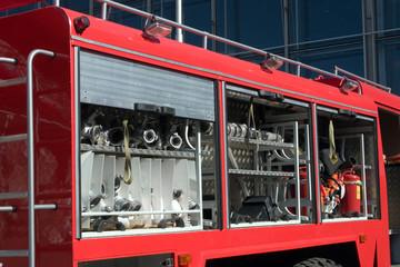 fire-prevention car