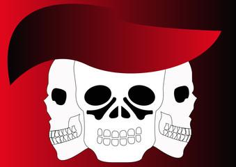 Janus Skull