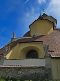 church in austria poster