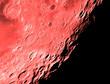Fototapete Stadtteil - Krater - Nacht
