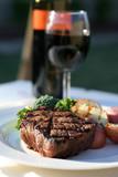 Steak Dinner - Fine Art prints