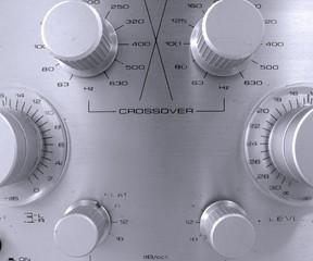 Retro Style Amplifier