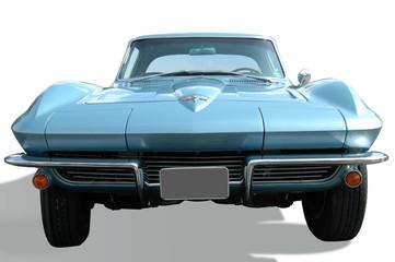 Corvette Vintage Car