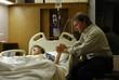 Praying in Hospital