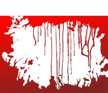 Tło krew