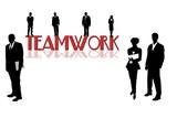 teamwork rot poster