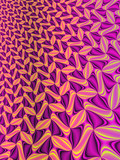 Purple pollen poster