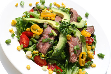 Southwest Beef Salad