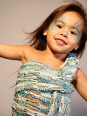 Adorable Fairy Child