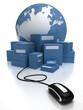 global box mouse