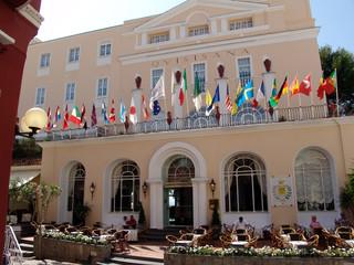 Hotel QUISISANA - Isla de Capri (Napoles) Italia