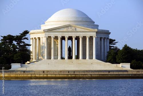 Thomas Jefferson Memorial - 4581773