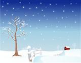 Winter Pasture poster
