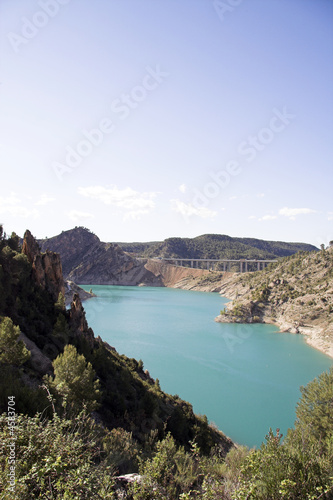 Embalse de Contreras - Hoces del Cabriel - Cuenca - Spain