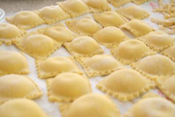 pasta fresca fatta in casa tagliatelle
