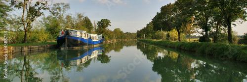 panorama du canal - 4588754