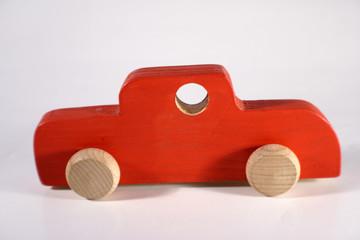 coche madera