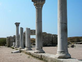 Basilica in Chersonesus