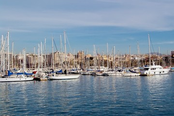 Bahia de Palma - Palma de Mallorca - Islas Baleares - Spain