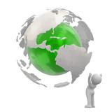 Fototapety save the world