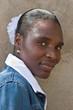 Portrait African woman
